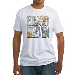 Bingo Heaven Text Animals Shirt