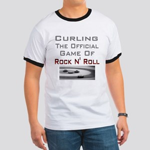 Curling-The Official Game Of Ringer T