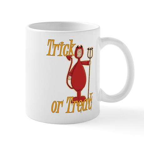 Trick or Treat Li'l Devil Mug