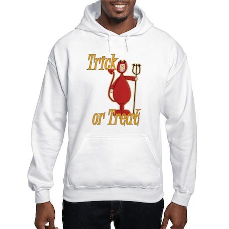 Trick or Treat Li'l Devil Hooded Sweatshirt
