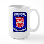 USS BERKELEY Large Mug