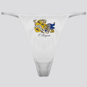 O'Regan Coat of Arms Classic Thong