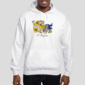 O'Regan Coat of Arms Hooded Sweatshirt