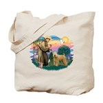 St Francis #2/ Wheaten Tote Bag