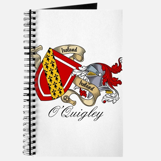 O'Quigley Coat of Arms Journal