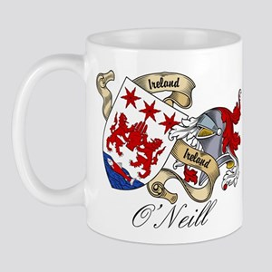 O'Neill Coat of Arms Mug