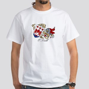 O'Neill Coat of Arms White T-Shirt