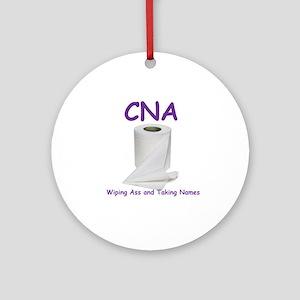 CNA Ornament (Round)