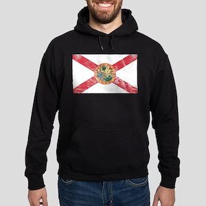 Vintage FL State Flag Hoodie (dark)