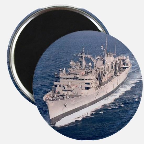 USS Supply Ship's Image Magnet