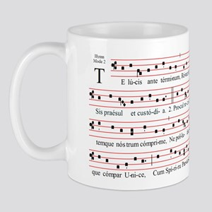 Te Lucis (Mode 2) - Lent - Mug