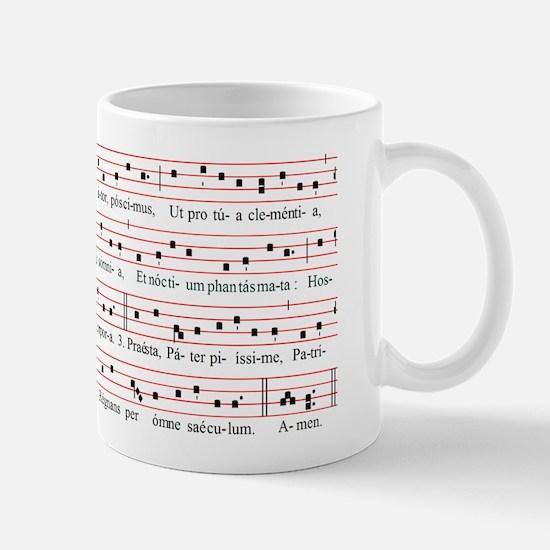 Te Lucis (Mode 2) - Lent - Mug