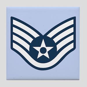 Staff Sergeant Tile Coaster