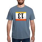 Vuelta Bib Number 13 T-Shirt