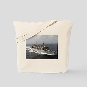 USS Bridge Ship's Image Tote Bag