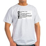 Nerd Defined Light T-Shirt