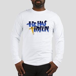 He has Risen Long Sleeve T-Shirt