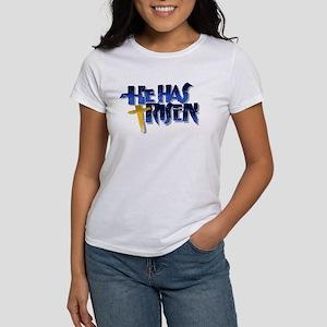 He has Risen Women's T-Shirt
