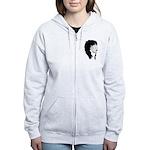 AntiMullet Women's Zip Hoodie