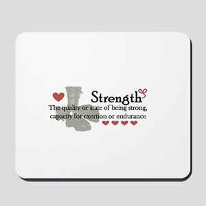 strength Mousepad