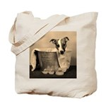 Old Fashioned JRT in Tub Tote Bag