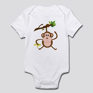Monkeying Around Infant Bodysuit
