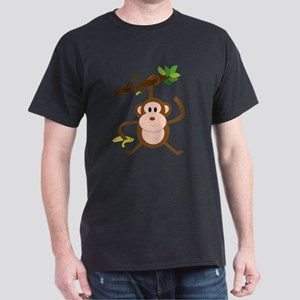 Monkeying Around Dark T-Shirt