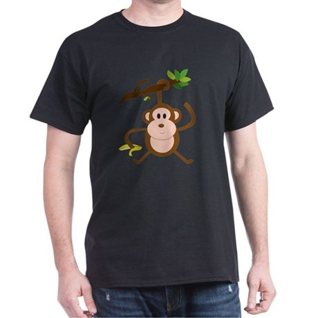 Monkeying Around Dark T-Shirt