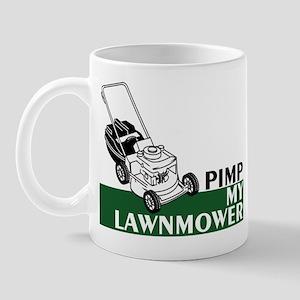 Pimp My Lawnmower Mug