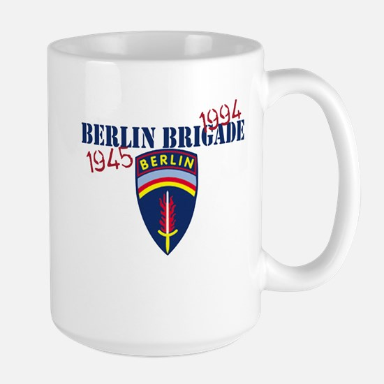 Berlin Brigade 1945-1994 Large Mug