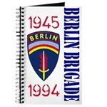 Berlin Brigade 1945-1994 Journal