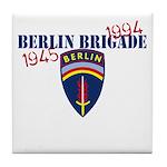 Berlin Brigade 1945-1994 Tile Coaster