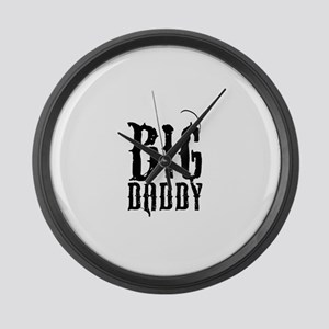 Big Daddy Large Wall Clock