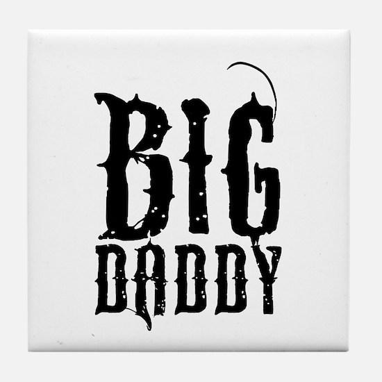 Big Daddy Tile Coaster
