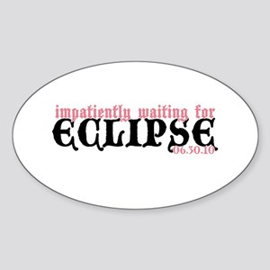 Eclipse Inspired Sticker (Oval)