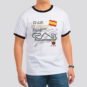 Spanish Grand Prix Ringer T
