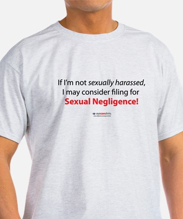 Sexual Negligence T-Shirt