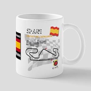 Spanish Grand Prix Mug