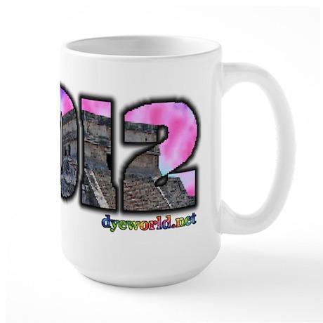 Mayan Calendar 2012 Large Mug