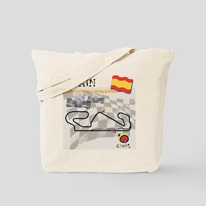 Spanish Grand Prix Tote Bag