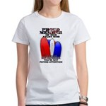 PROUD MEMBER OF THE ANGRY MOB Women's T-Shirt