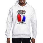 PROUD MEMBER OF THE ANGRY MOB Hooded Sweatshirt