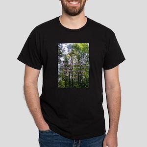 Redwood and Fern Message Dark T-Shirt