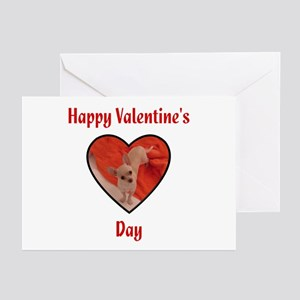 Happy Valentine's Day (chi) Greeting Cards (Packag