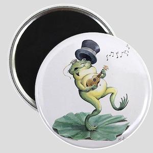 Dancin' Frog Magnet Magnets