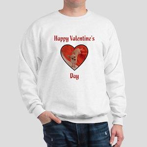 Happy Valentine's Day (chi) Sweatshirt