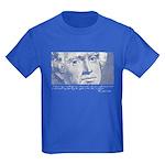 THOMAS JEFFERSON Kids Dark T-Shirt