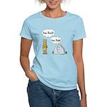 You Rock, You Rule Women's Light T-Shirt