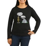 You Rock, You Rule Women's Long Sleeve Dark T-Shir