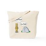 You Rock, You Rule Tote Bag